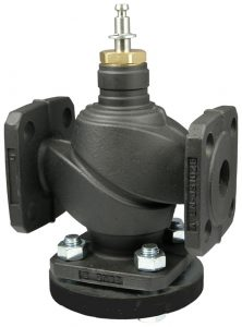 2-way flanged valve, PN 25/16 (pn.)